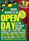 Open Day July 2020