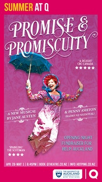 Penny Ashton's Promise and Promiscuity