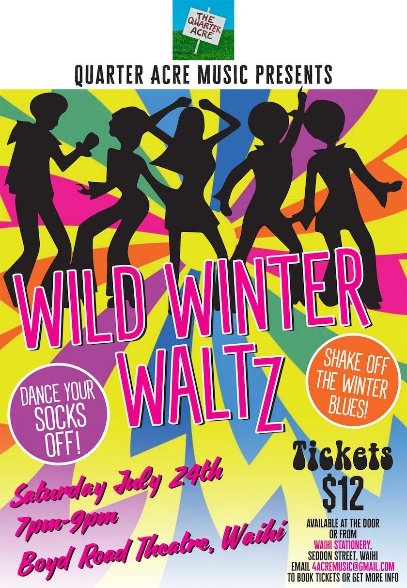 Wild Winter Waltz